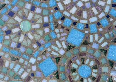 Klaasmosaiik ja betoon