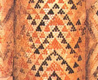 Vanim teadaolev mosaiik maailmas