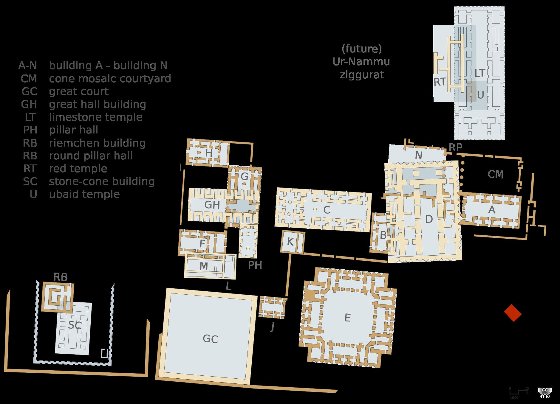 Wikimedia Commons, Lamassu Design