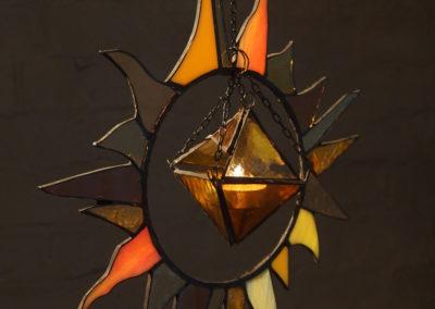 2016vitVitraaz, värviline klaas, tiffany tehnika
